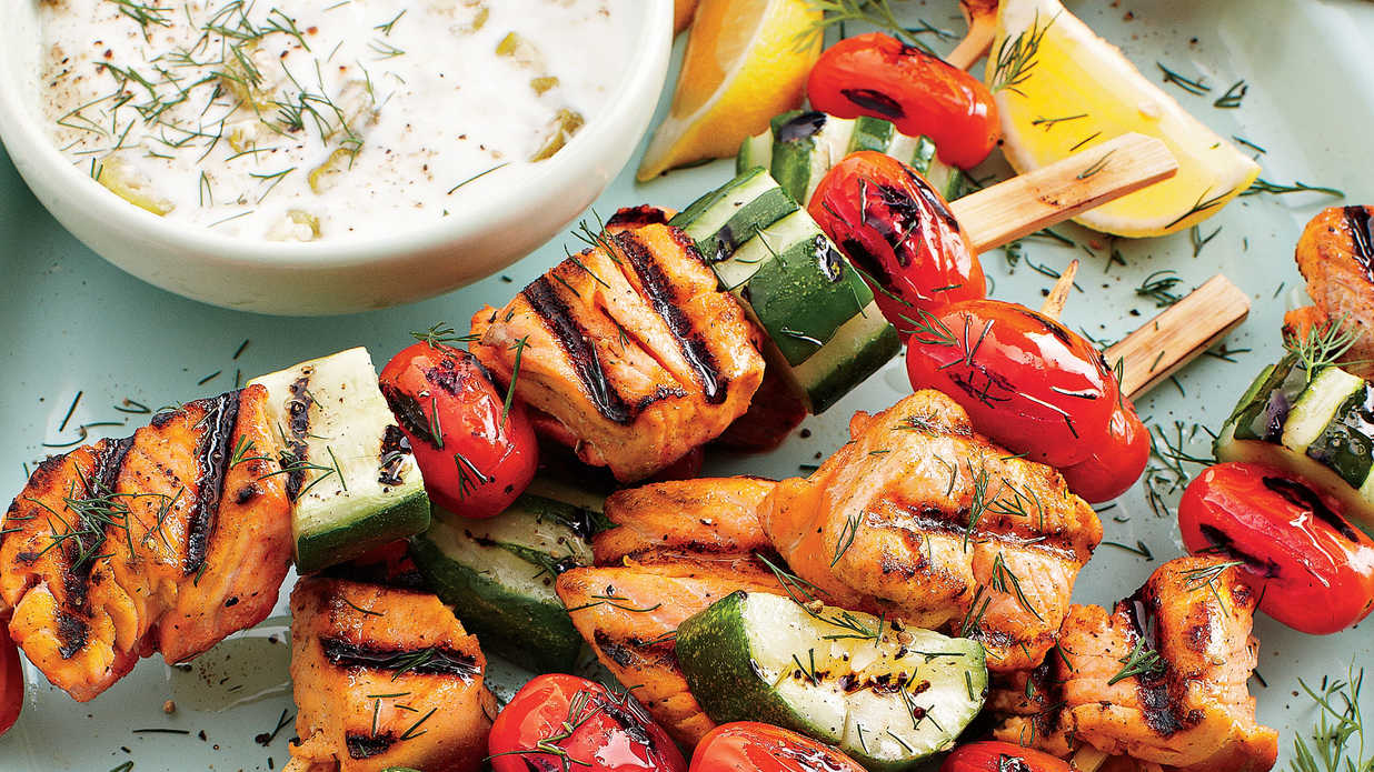 27 Grilled Kabob Recipes to Cook All Summer Long