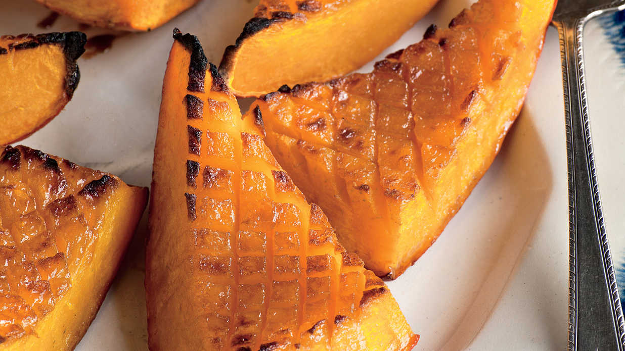 Candied Roasted Squash - Fall Harvest Butternut Squash Recipes ...