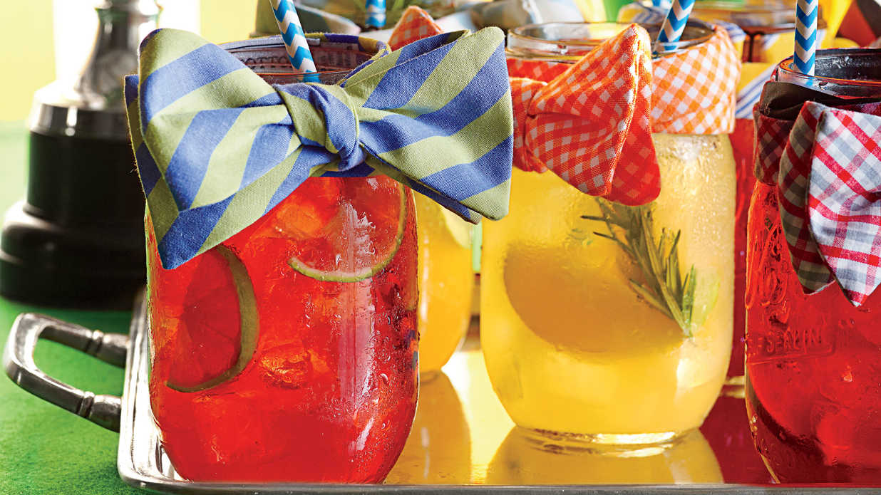 Tailgate Beer Cocktails for a Crowd