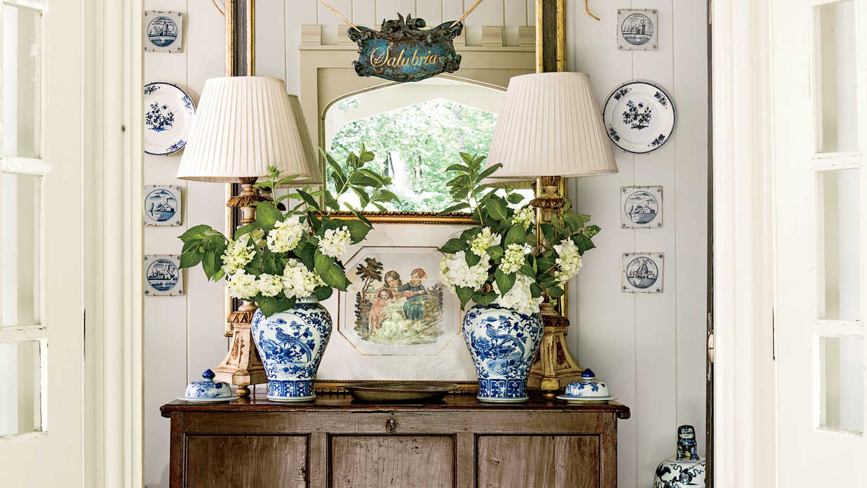 Norman Askins Mountain Cottage Southern Living