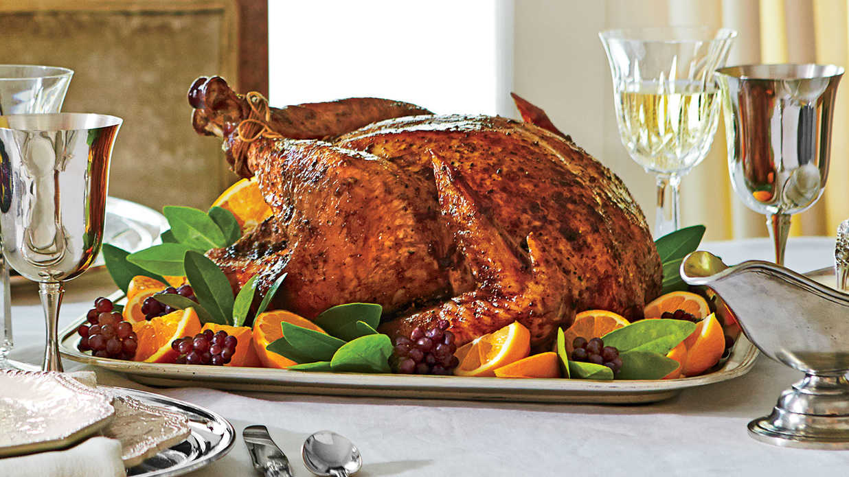 Food Network The Kitchen How To Carve A Turkey