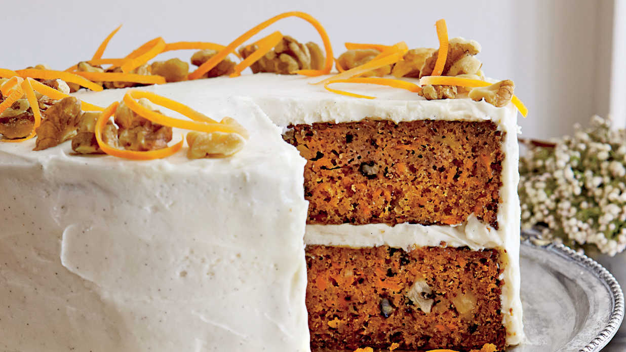 Light Frosting Recipe For Carrot Cake