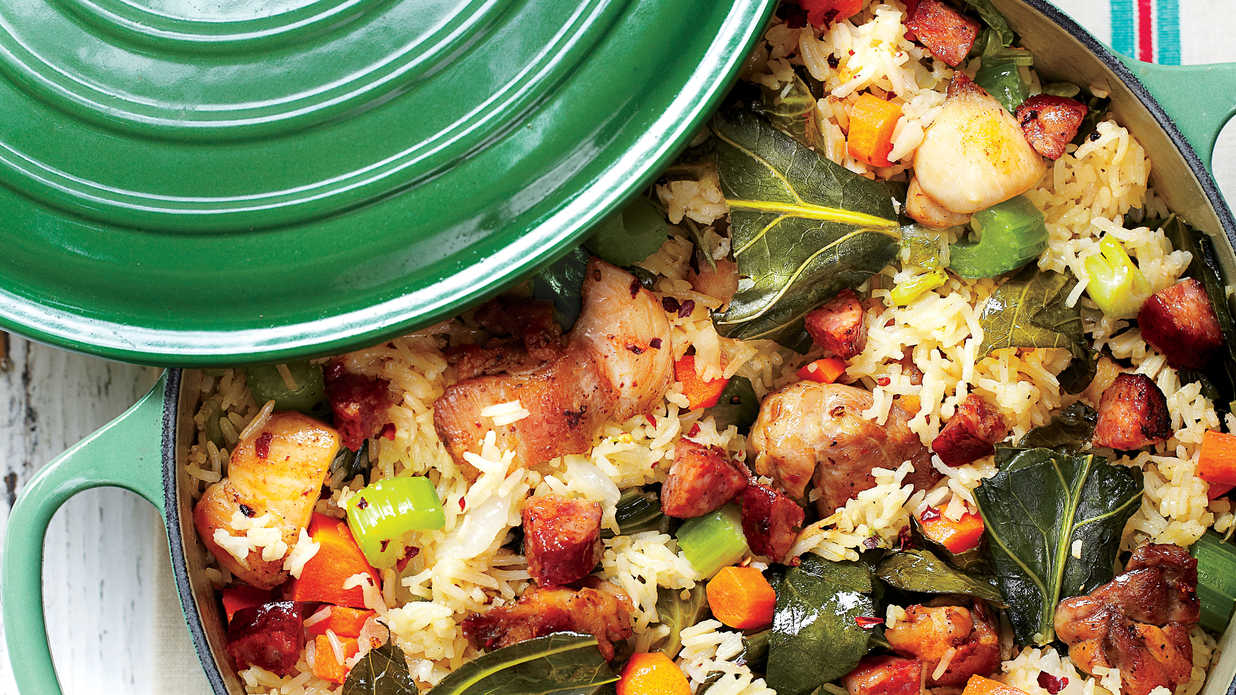 Easy One-Dish Dinners