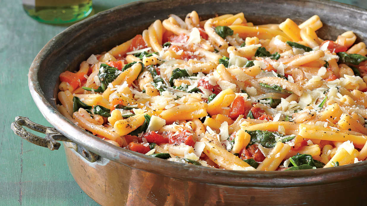 Our Fastest Ever One-Dish Pasta Recipes