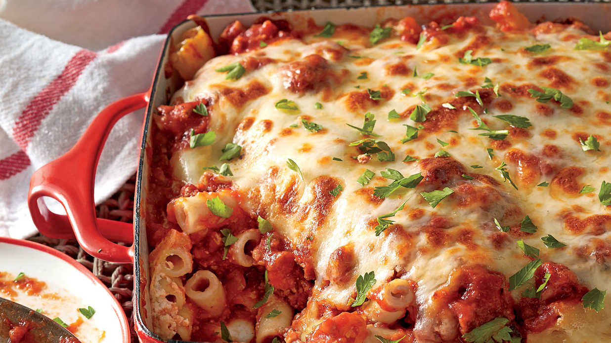 Oven Lovin' Baked Pasta Recipes