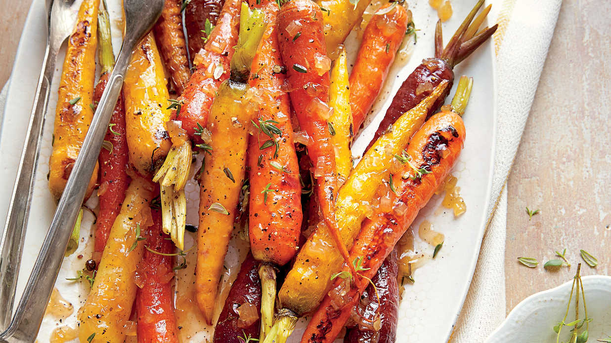 30 Delicious Ideas for Cooking with Carrots