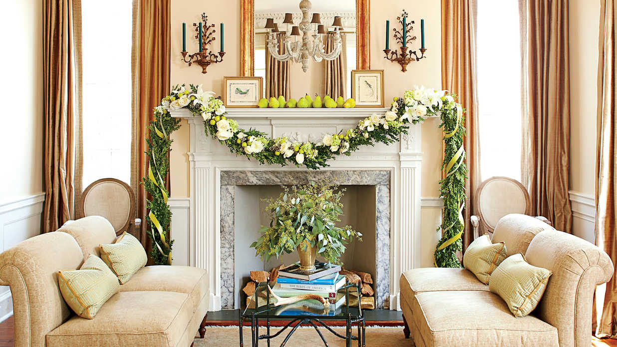 The ultimate holiday decorating guide southern living for Southern home decor