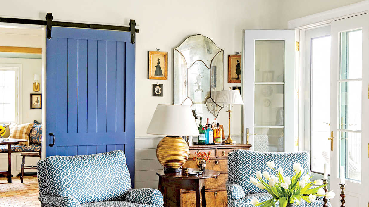 106 living room decorating ideas southern living for Southern california interiors