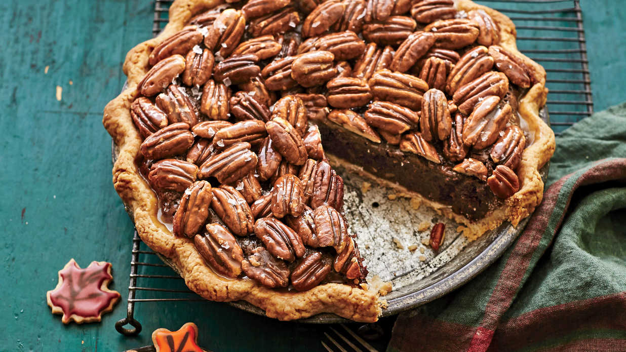 Slice Of Pecan Pie Food Network