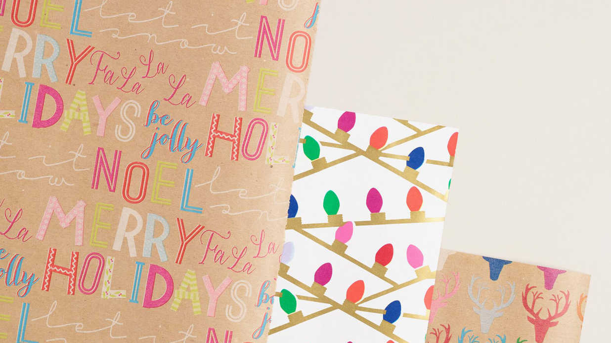 Our Favorite Holiday Gift Wrap