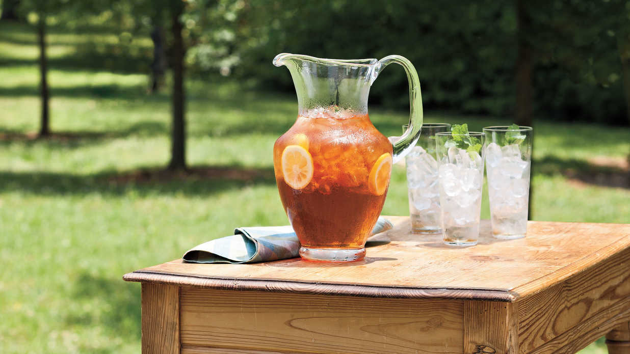 21 New Ways to Enjoy Sweet Tea