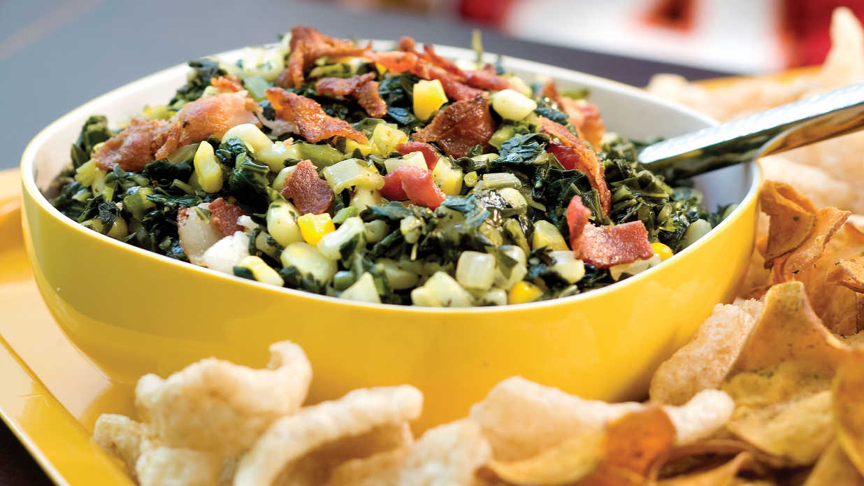Fan-Favorite Game-Day Dishes