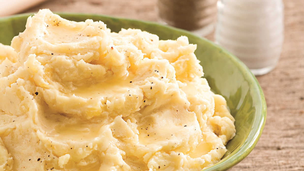 How To Make Perfect Mashed Potatoes