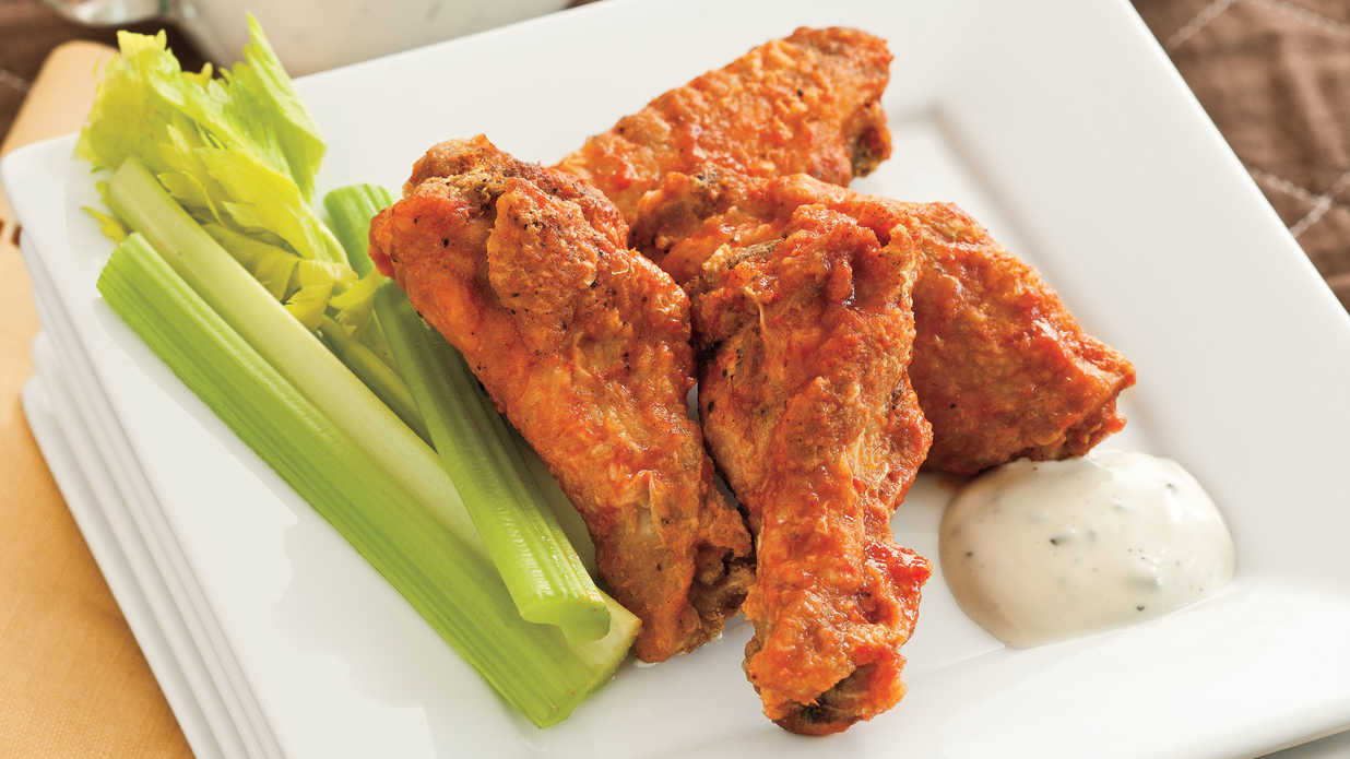 Winning Wing Recipes