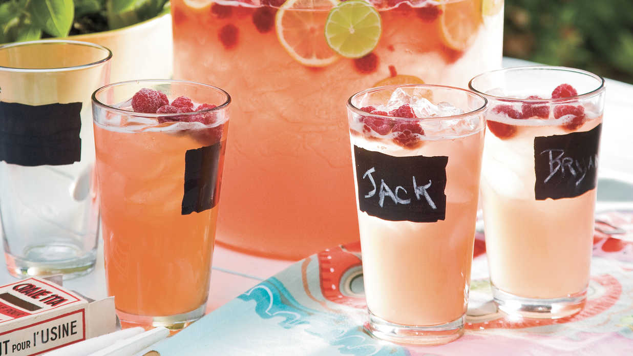 Our Most Refreshing Summer Drinks
