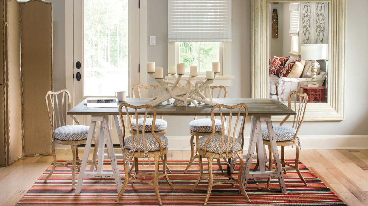 Show Your Age Stylish Dining Room Decorating Ideas Southern Living