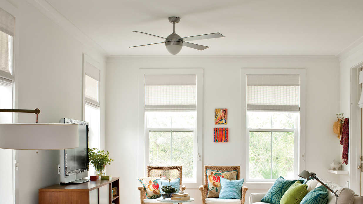 Dont forget to reverse your ceiling fan direction for summer southern living