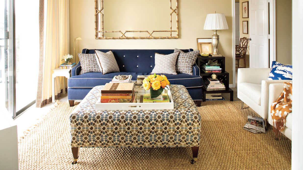 Mix don 39 t match 106 living room decorating ideas southern living Should living room furniture match dining room furniture