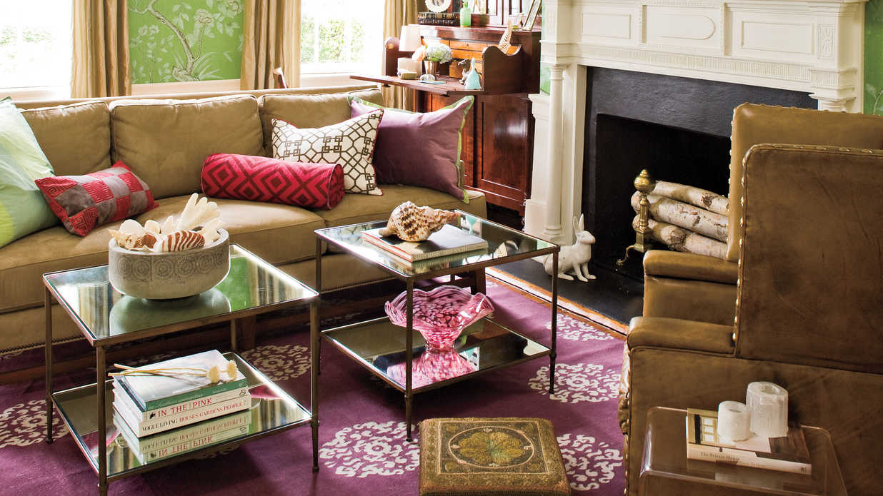 Blend Elegance and Comfort - 106 Living Room Decorating Ideas ...