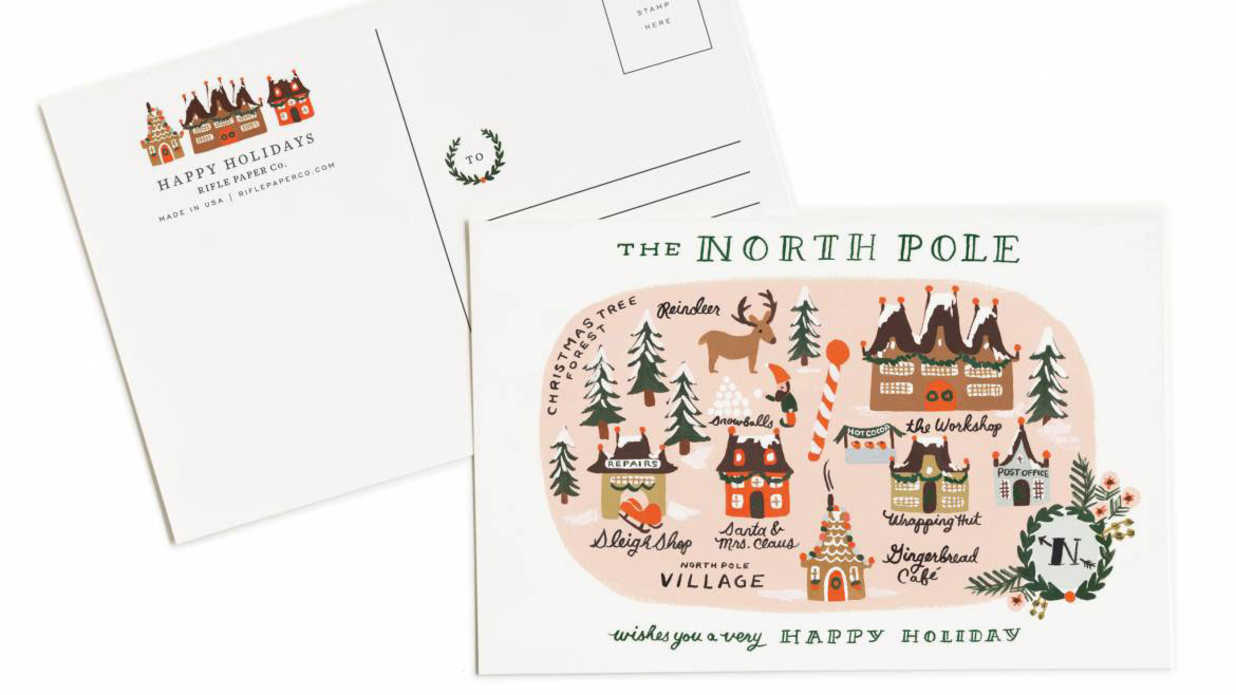Southern-Made Holiday Cards