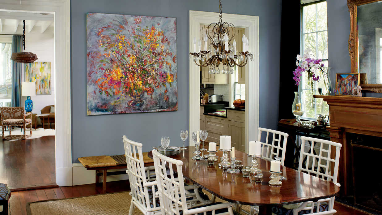 Customize Colors Stylish Dining Room Decorating Ideas