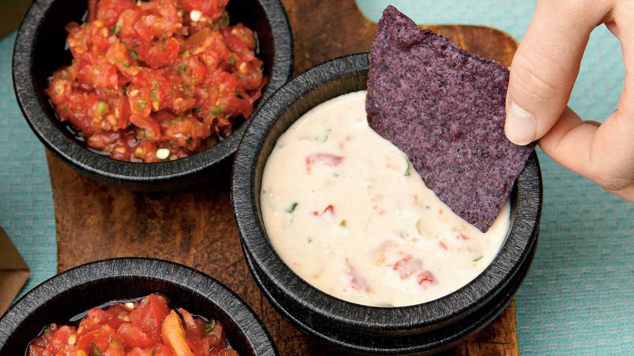 Fiesta Salsas and Dips