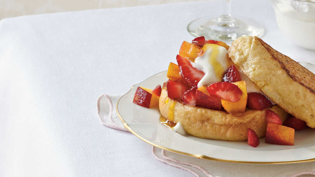 Delicious french toast recipes southern living - Southern french cuisine ...