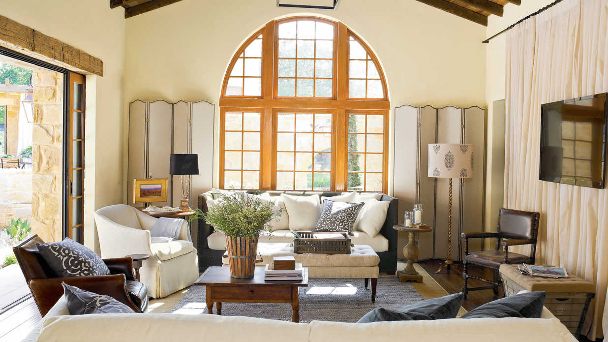 Play Up The Views Lake House Decorating Ideas Southern Living