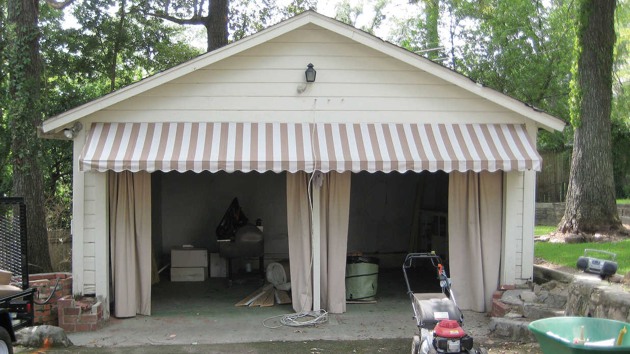 Before & After Photos: Garage to Guest House