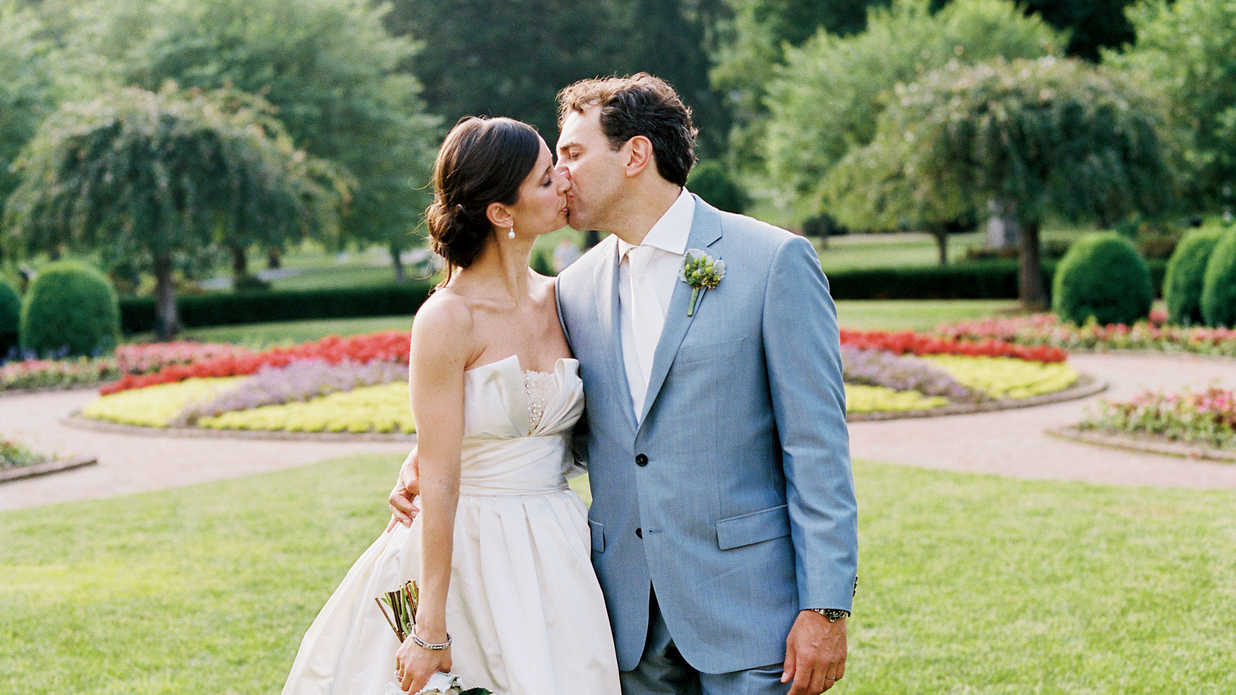 Southern Wedding at The Greenbrier