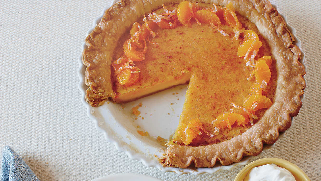 How To Make Classic Chess Pie Southern Living