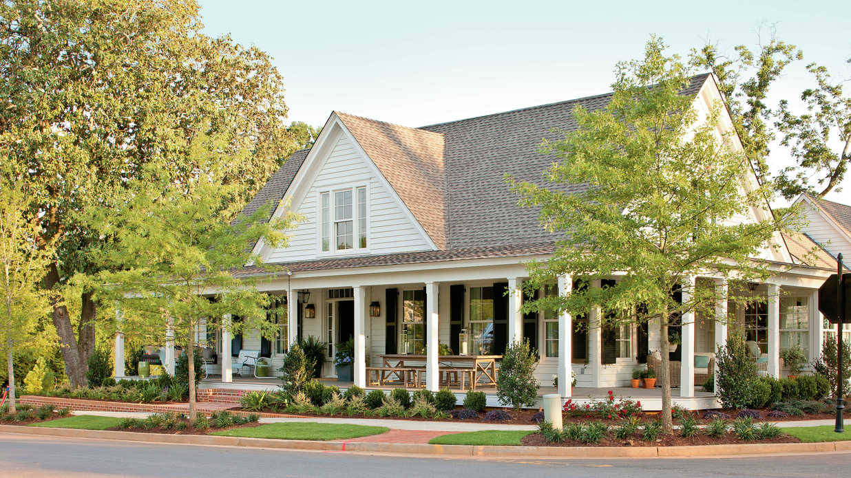 best country living magazine house plans with