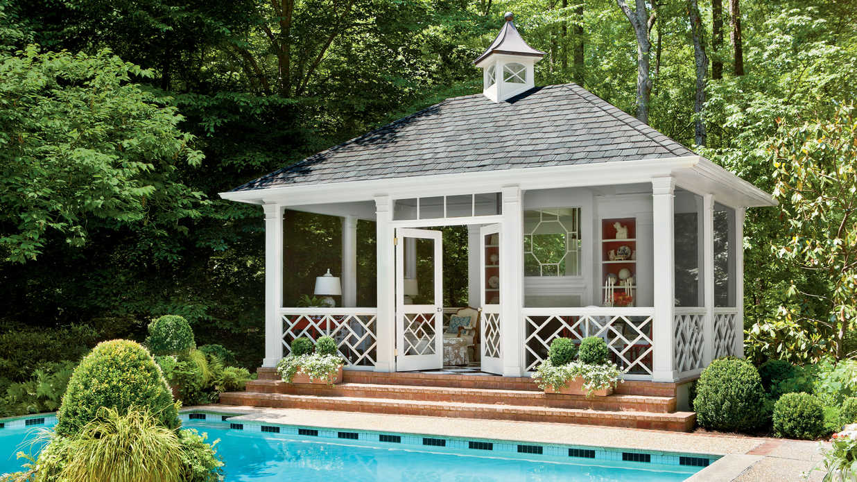 The Diy Summer Pool Party Southern Living