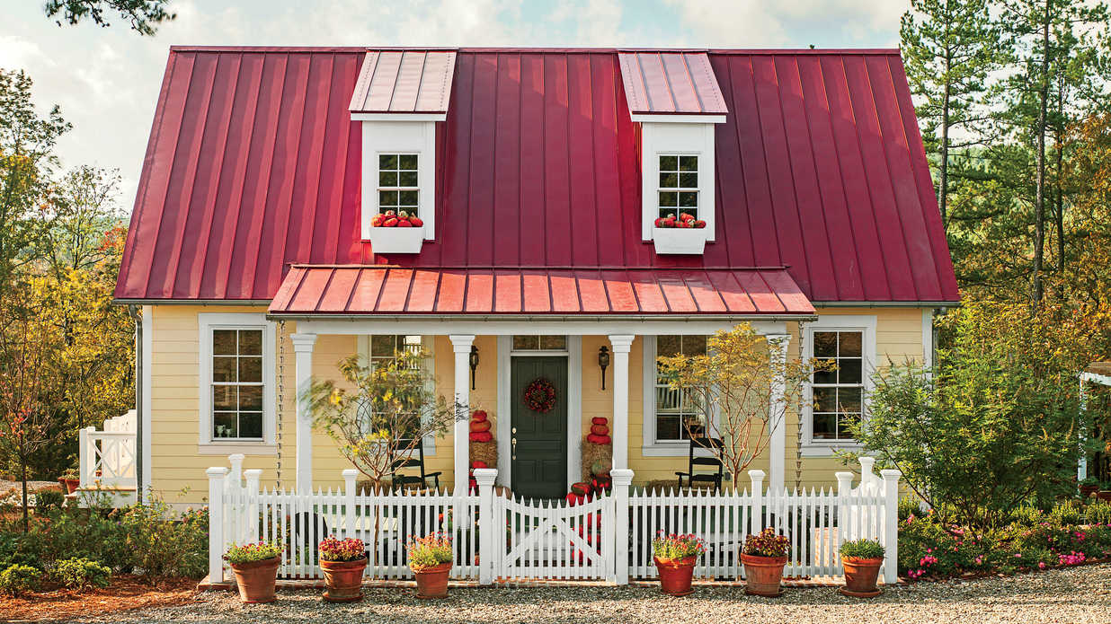 Smaller But Smarter Cottage With Style
