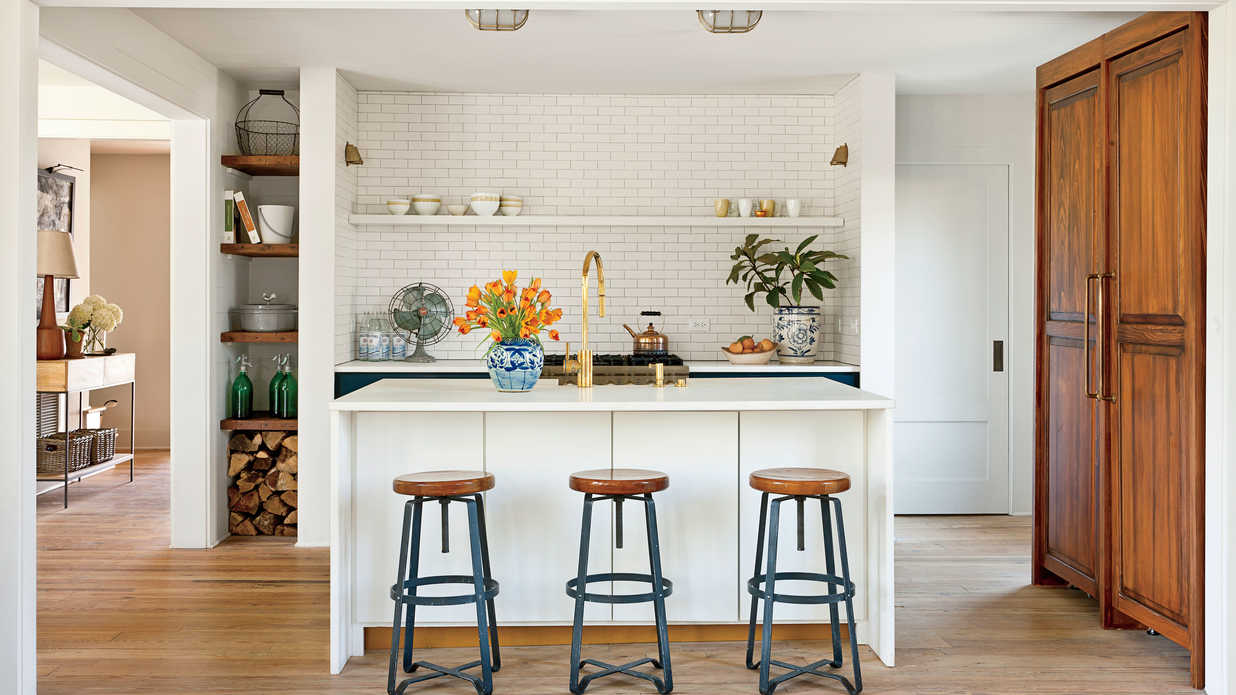 Family-Friendly Remodel - Southern Living