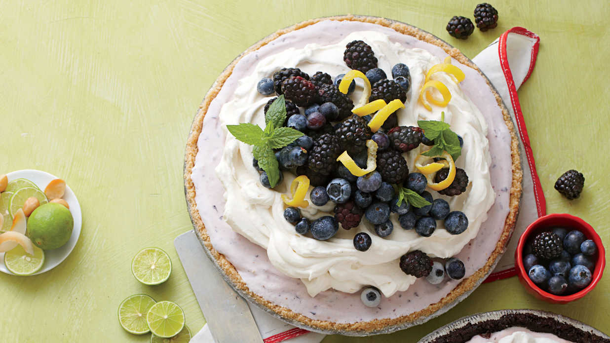 Fresh Blueberry Recipes To Make All Summer Long