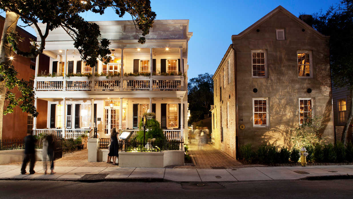The South\'s Best Restaurants - Southern Living