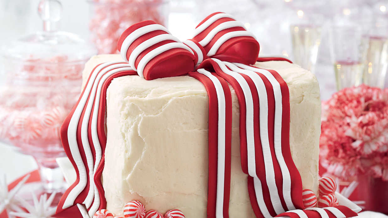 Showstopping Christmas Cake Recipes