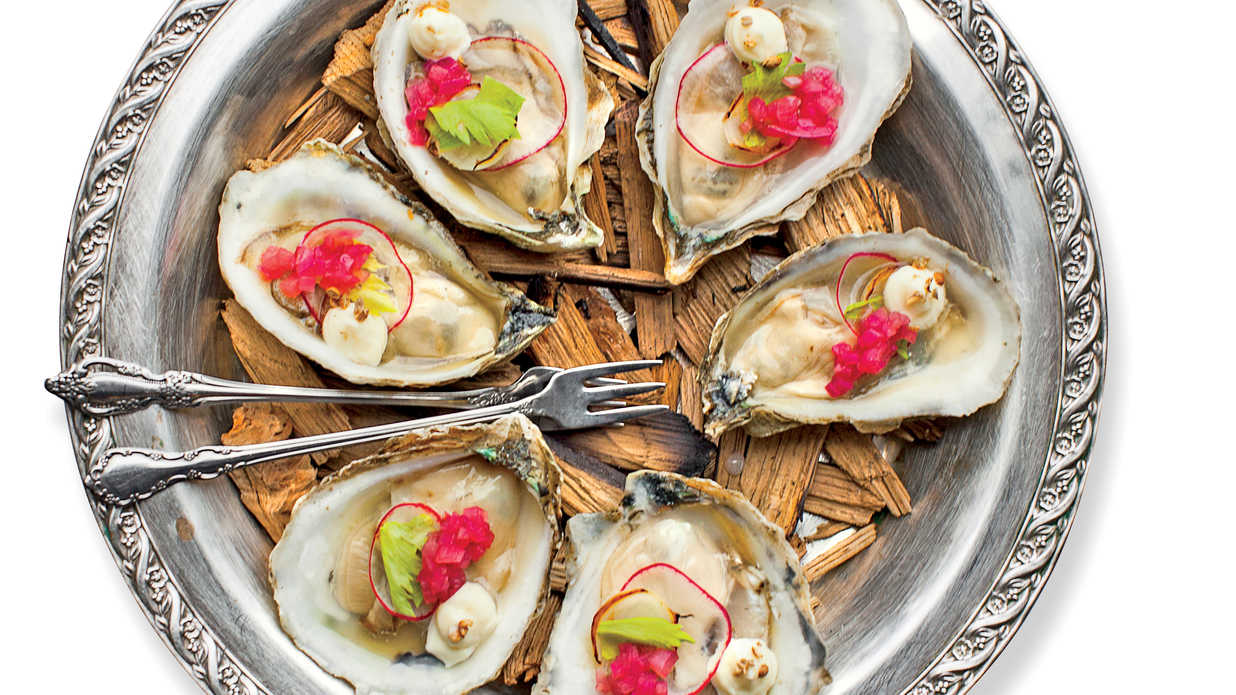The South's Best Bar Food 2015