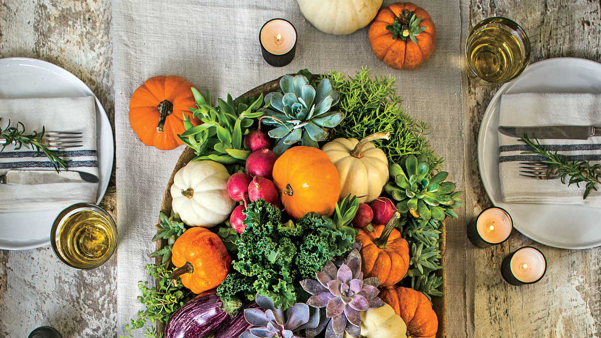 DIY Fall Home Decor We're Dreaming About