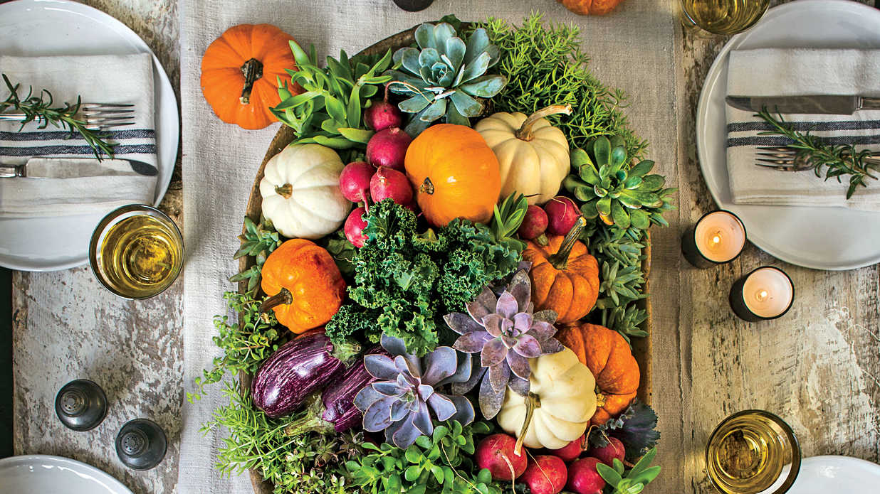 50 Autumn Centerpieces to Complete Your Fall Feast