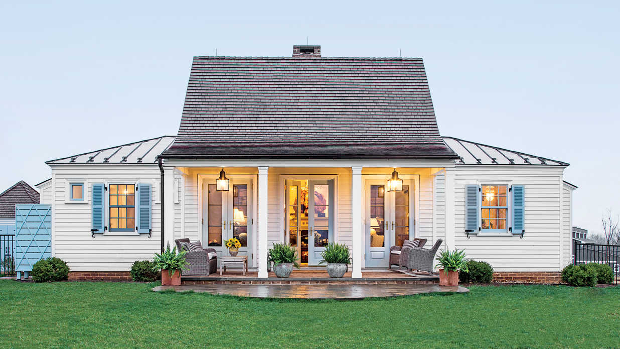 The Art of Living small - Southern Living