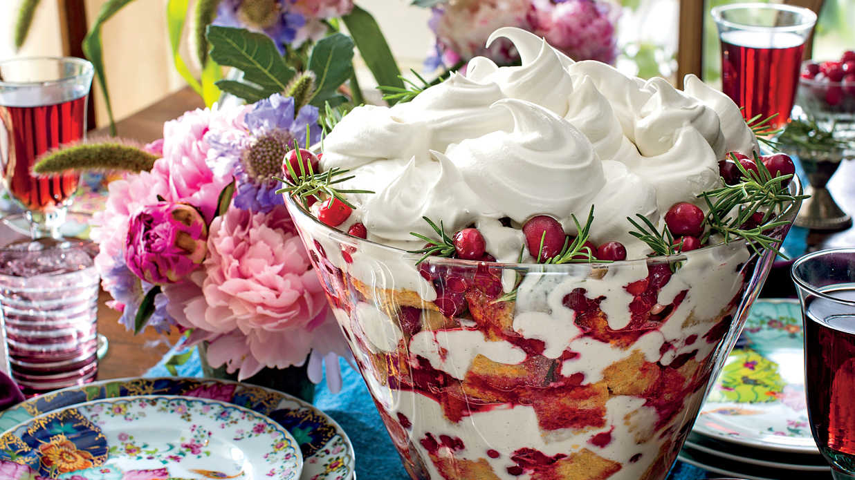 Christmas Trifle Desserts We Love