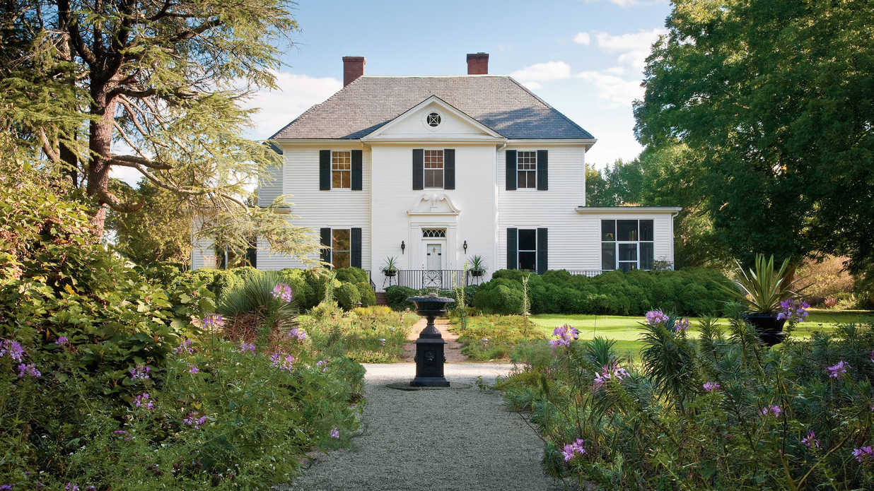 Historic North Carolina Garden Tour