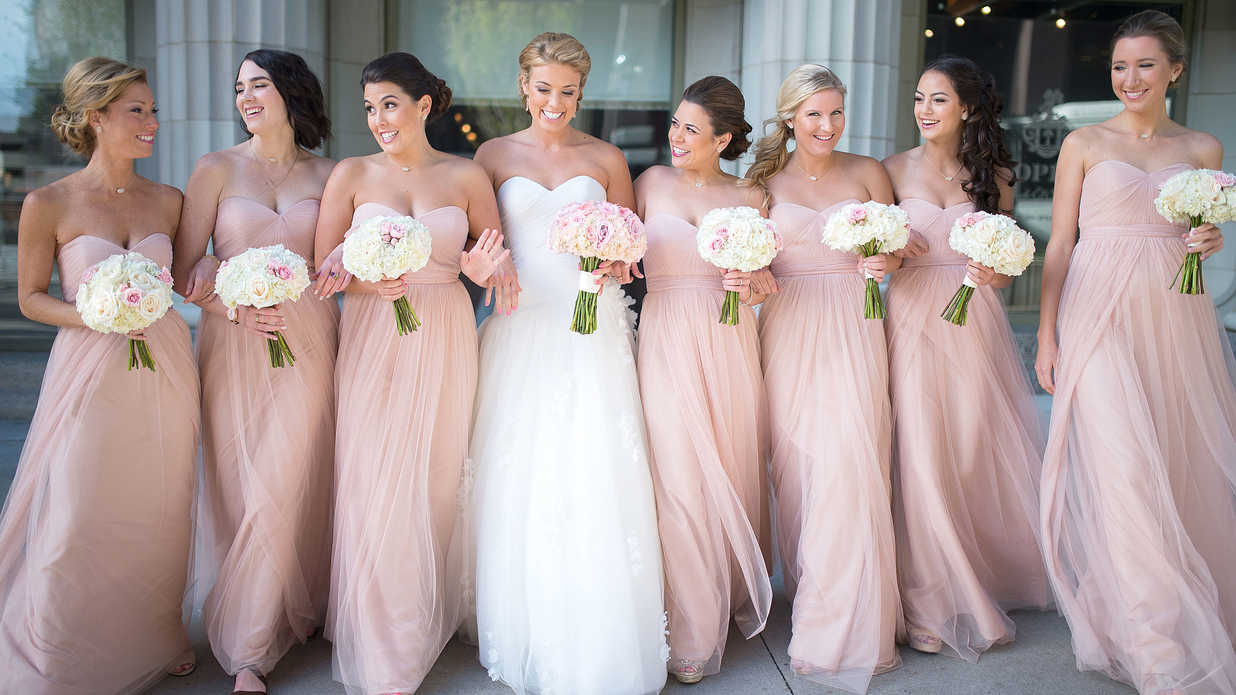 d15ada15671 How to Pull Off Blush and Bashful If You re A Modern Day Steel Magnolias  Bride