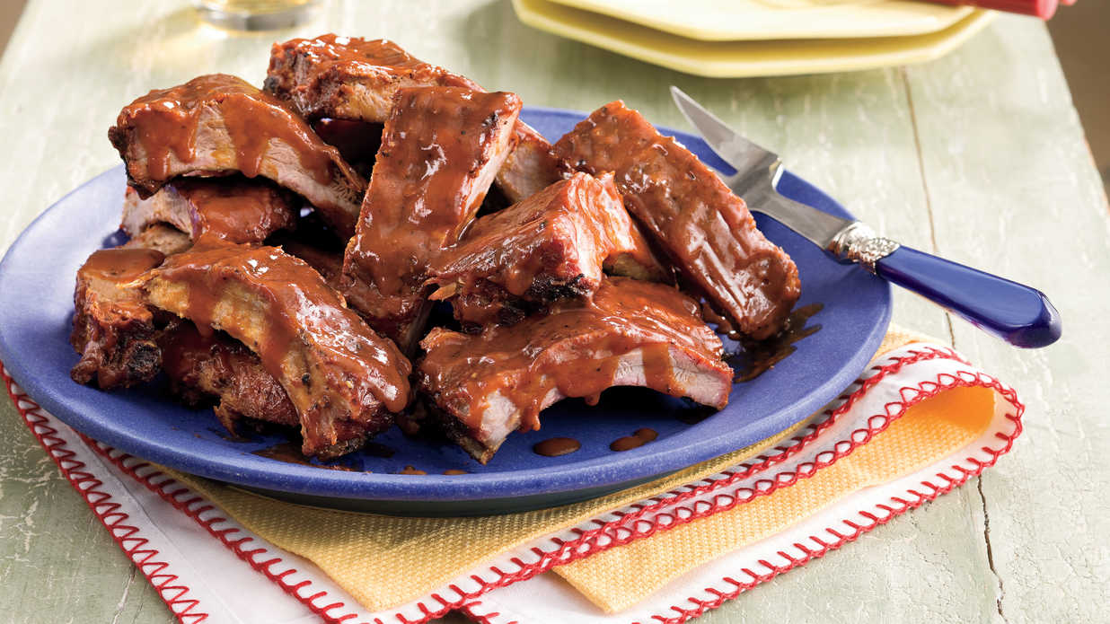 How To Grill Baby Back Ribs