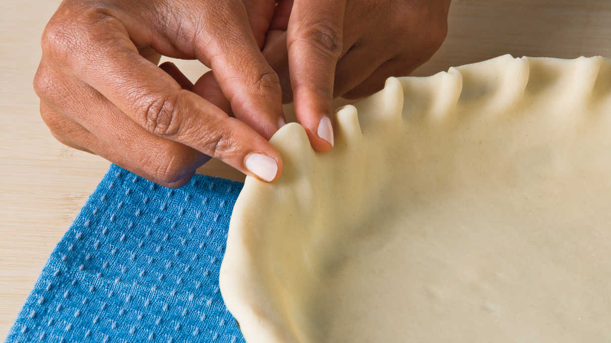 How To Fit a Pie Crust