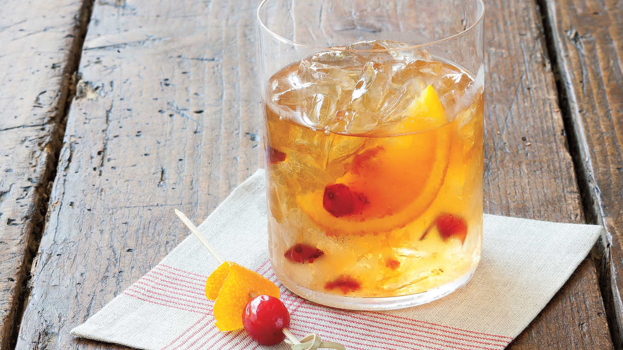 21 Southern Bourbon Cocktails
