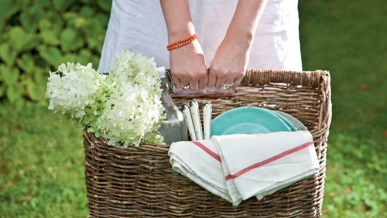 Portable Picnic Recipes