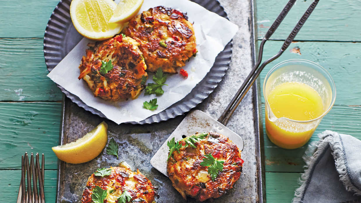 7 Crab Cake Recipes